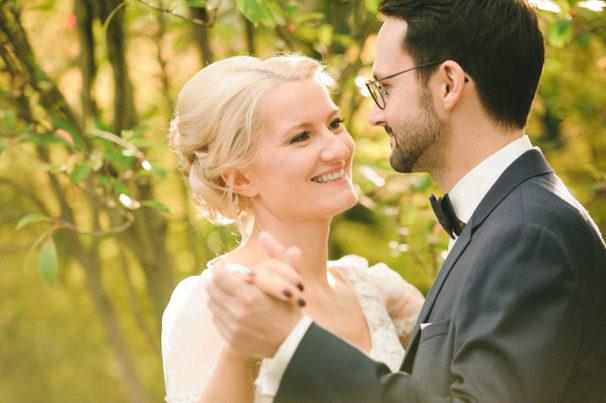 Hochzeit in der Pflanzbar
