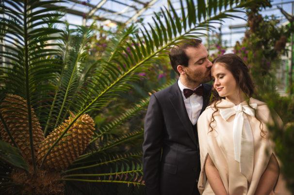 Hochzeit im Planetarium